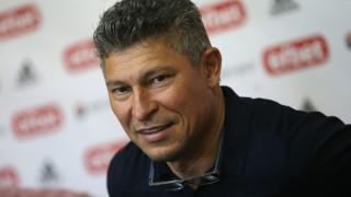Красимир Балъков ще говори преди гостуването на ЦСКА