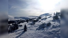 "Скиор пострада на ски писта в местността ""Бодрост"" над Благоевград"