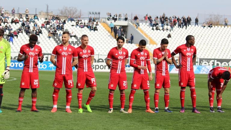 ЦСКА чака мощна подкрепа от феновете си за дербито с Лудогорец