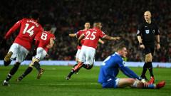 """Без изненади на """"Олд Трафорд"""" - Юнайтед с класика срещу закъсалите """"грънчари"""""""