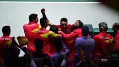 """Баутиста Агут изведе Испания напред във финала за купа """"Дейвис"""""""