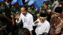 Президентът на Индонезия Джоко Видодо е преизбран втори мандат
