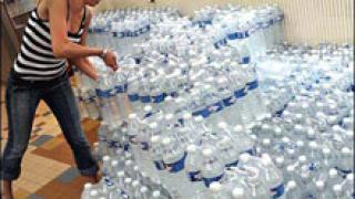 Пием повече минерална вода, по-малко газирани напитки