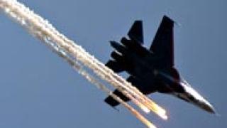 Отново инцидент със Су-27 в Русия