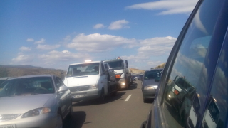 """Автомобили блокираха пътя към хижа """"Алеко"""" на Витоша"""