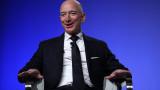 Безос продължава да продава акции на Amazon- този път на стойност $3,1 милиарда