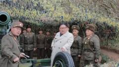 """Ким приветства """"блестящия успех"""" на Северна Корея в справянето с коронавируса"""