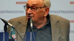 """Почина архитектът на германската """"остполитик"""" Егон Бар"""