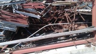 Хванаха над 5 тона незаконни метални отпадъци в Самоков
