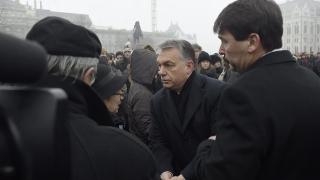 """ЕС да се откаже от """"илюзията за федерализъм"""", призова Орбан"""