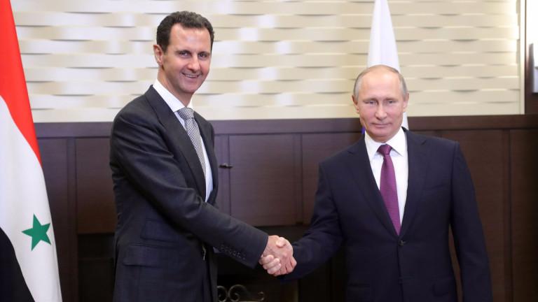 Асад не може да бъде част от решението за Сирия, отсече Германия