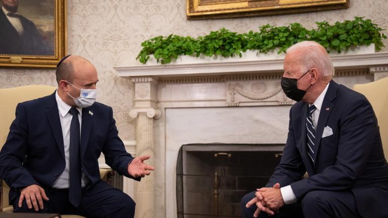 Иран атакува: Байдън отправи незаконна заплаха в разговорите с премиера на Израел