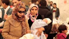 Жени и деца са повечето бежанци в Европа, по данни на УНИЦЕФ