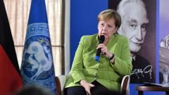 """""""Северен поток 2"""" няма да направи Германия зависима от Русия, уверява Меркел"""