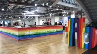 Най-новият офис-мечта на Facebook в Лондон