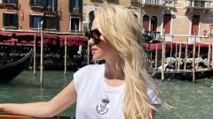 Мария Бакалова и венецианската приказка на Dolce & Gabbana