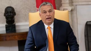 "Орбан нарече Манфред Вебер ""слаб лидер"""