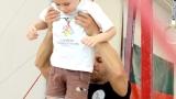 Данчо Йовчев даде открит урок на повече от 130 деца