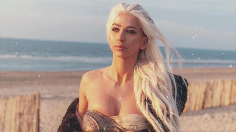 Янита Янчева стана Денерис Таргариен от Game of Thrones
