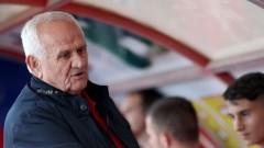 Промените са факт: Люпко Петрович е новият старши-треньор на ЦСКА