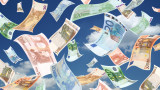 """""""Дъжд от пари"""" затвори магистрала в Германия"""