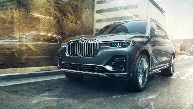 BMW пусна най-големия си SUV