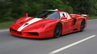 Ferrari FXX с шосейна версия