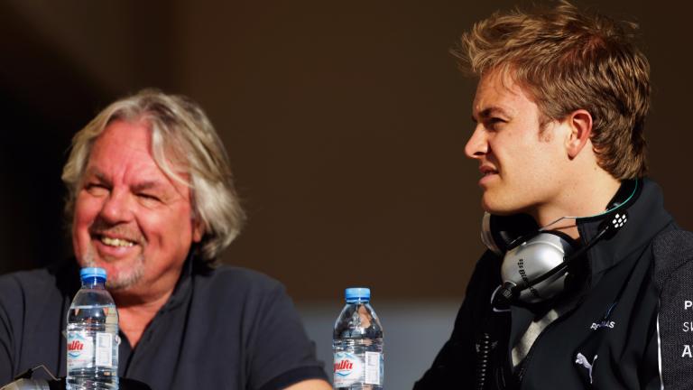 Ето с какво ще се занимава Нико след световната си титла във Формула 1