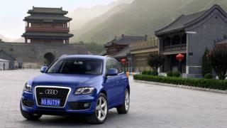 Audi тества уникално накланящо се окачване (видео)