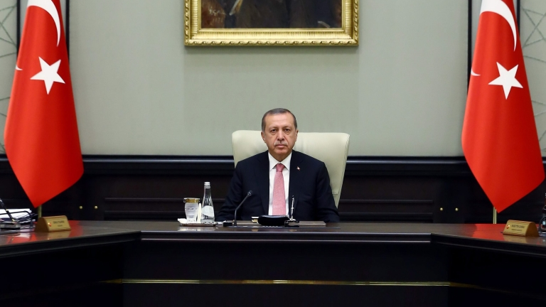 Русия е спасила Ердоган в преврата