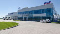 Международен дистрибутор на камиони отвори база за 9 милиона лева в София