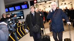 Бившият каталунски лидер Пучдемон пристигна в Дания