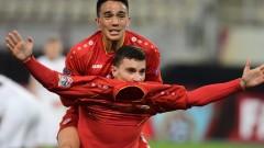 Северна Македония победи Естония с 2:1 в Лига на нациите