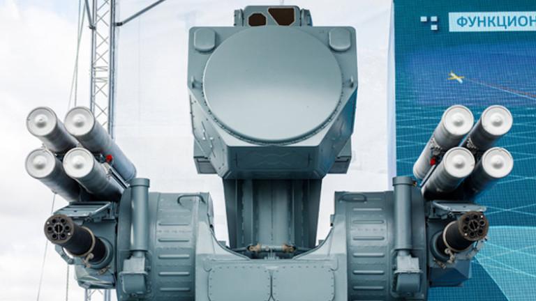 ПВО системата Панцир-М/ЕМ