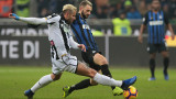 Дузпа измъкна Интер срещу Удинезе