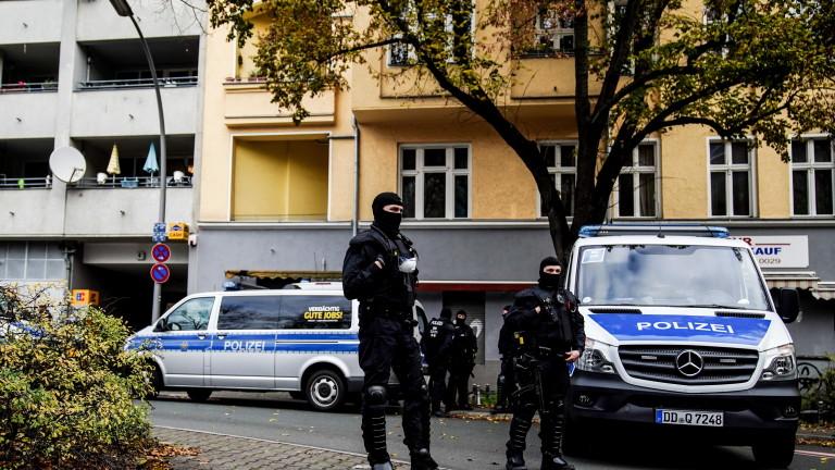 Германската прокуратура съобщи, че разследва руснак, който е заподозрян, че