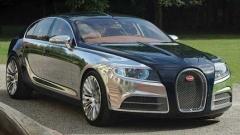 Bugatti 16 C Galibier Concept - другото име на лукса