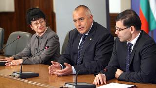 Спри течовете, нареди Борисов на новия здравен министър
