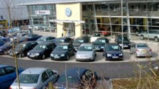 22% ръст при търговията с автомобили