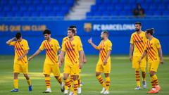 """Барселона ще спори за трофея """"Жоан Гампер"""" с Елче следващата неделя"""