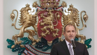 Румен Радев върна избора на Георги Чолаков за председател на ВАС