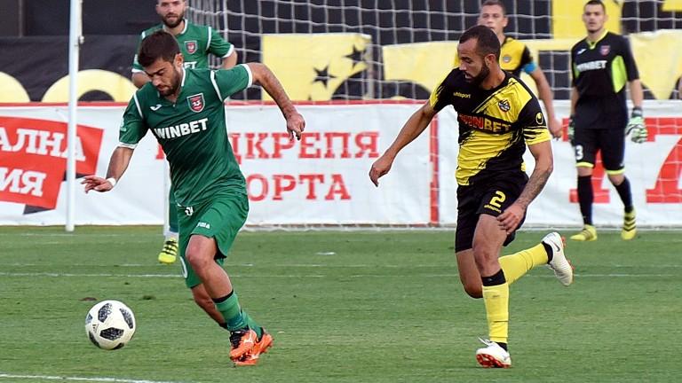 """За кой ли път! """"Златният"""" Стивън Петков донесе четвърта поредна победа на Ботев (Пд) в Първа лига!"""