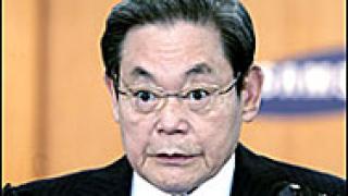 Шефът на Samsung подаде оставка