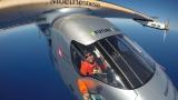Самолет без гориво обиколи света