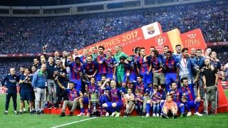 """Крал Меси донесе на Барселона поредна Купа на Краля, Лучо си тръгва с трофей от """"Камп Ноу""""!"""