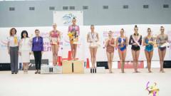 Катрин Тасева грабна титлата на Държавното първенство по художествена гимнастика