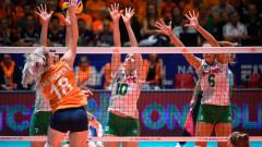 България загуби от Холандия в Апелдоорн с 1-3 гейма