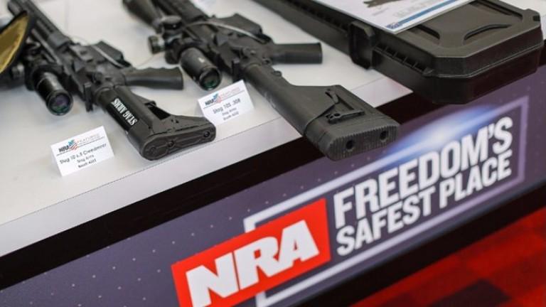 Оръжейната асоциация на САЩ иска ограничаване на устройствата за ускоряване на стрелбата