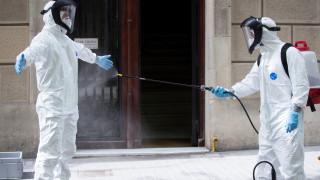 Испания с най-много новозаразени с коронавируса от седмица