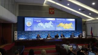 Окончателно: 77,92% от руснаците позволиха на Путин да остане на власт